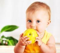 تغذیه و دندان های سالم کودک