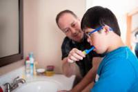 سلامت دهان و دندان در معلولین